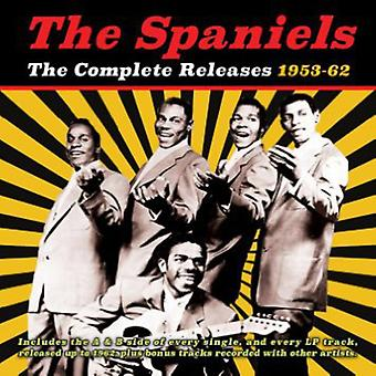 Spaniels - Spaniels-Complete Releases1953-62 [CD] USA import