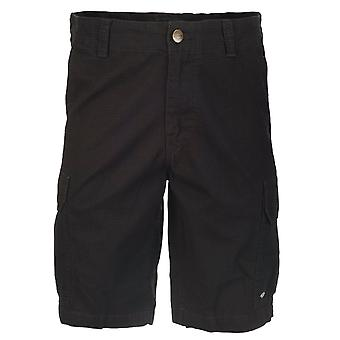 DICKIES Mens New York Short – Black Work Shorts 01 220065 BK mens workwear