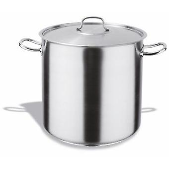 Pujadas St/Steel Stock Pot With Lid 60 Cm