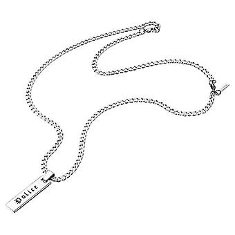 Police Man necklace S14Acm01P (Fashion accesories , Jewelery , Necklaces)
