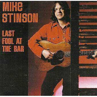 Mike Stinson - sidste fjols i baren [CD] USA import