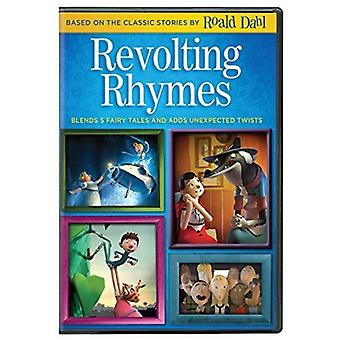 Revolting Rhymes [DVD] USA import