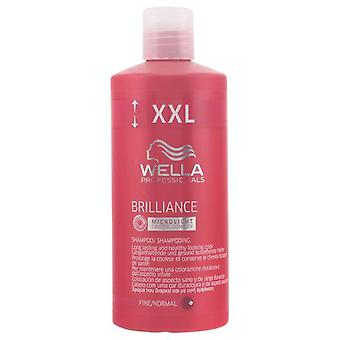 Wella Professionals Brilliance Wella Shampoo Fine / Normal Hair 500 Ml