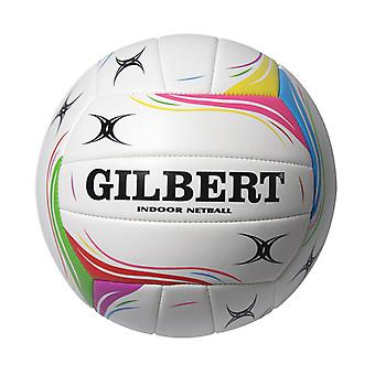 Gilbert Indoor Training Netball 5 White