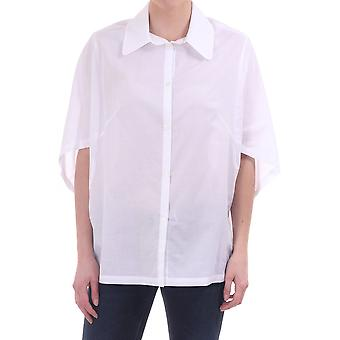 Vivienne Westwood Anglomania Oversized Cotton Blouse