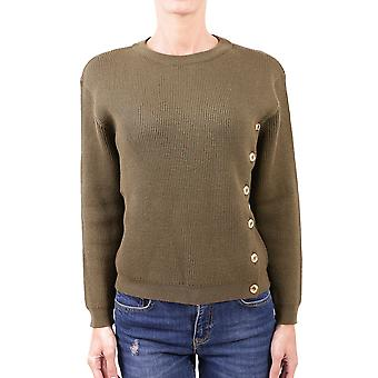 Boutique Moschino ladies A09165800438 green Wool Sweater
