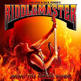 Riddlemaster - portare l'importazione di Magik Down [Vinyl] Stati Uniti d'America