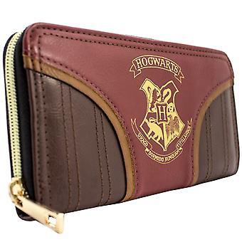 Harry Potter Galtvort Team Rumpeldunk mynt & kort Clutch veske