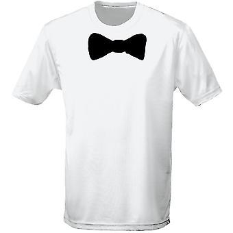 Bow Tie Corporate Fancy Dress Mens T-Shirt 10 Colours (S-3XL) by swagwear