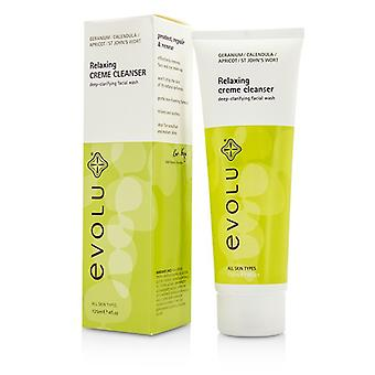 Evolu Relaxing Creme Cleanser 125ml/4oz