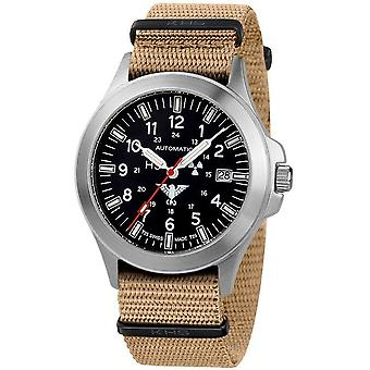 KHS watches mens watch platoon automatic KHS.PA. NT
