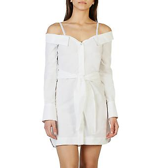 Pinko Women Dresses White