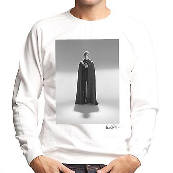 Star Wars bak kulissene Luke Skywalker hvite menn Sweatshirt