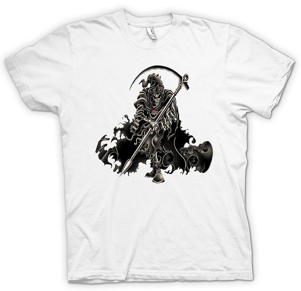 Womens T-shirt - The Grim Reaper