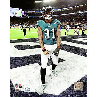 Jalen Mills Super Bowl LII foto afdrukken