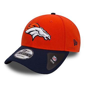 New Era 9Forty Adjustable Curve Cap ~ Denver Broncos