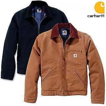 Carhartt duck jacket Detroit