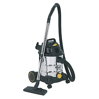 Sealey Pc200Sd110V Vacuum Cleaner Industrial Wet & Dry 20Ltr 1250W/110V