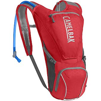 Camelbak Racing Red-Silver 2018 Rogue - 5 liter Hydration Pack med reservoaret