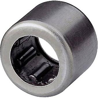 Cup needle roller bearing Reely HK 0408 4 mm 8 mm 8 mm
