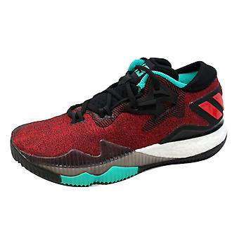 Adidas Crazylight Boost Low 2016 Red/Black B42602