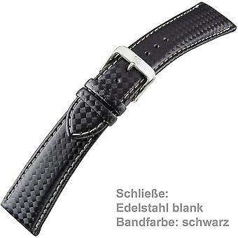 Orologio bracialeto U.-uomini di uomini di banda orologio cinturino orologio cinturino 20mm