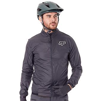 Fox Black 2017 Attack Wind MTB Jacket