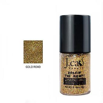 J.Cat Sekt Pulver 204 Gold Road