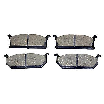 Monroe CX420 Total Solution Ceramic Brake Pad