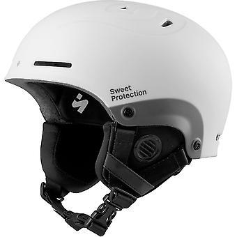Doce proteção Blaster II capacete - branco fosco