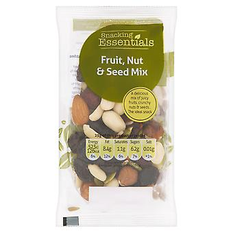 Naschen Essentials Obst, Nuss & Seed Mix