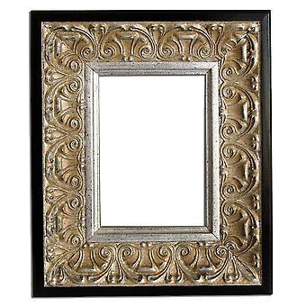 20x25 cm eller 8x10 ins, fotoram i silver