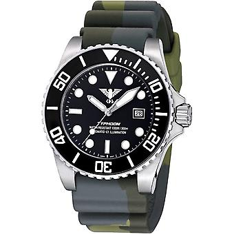 KHS Men's Watch KHS. TYSA. DC3 Automatic, Diver's Watch