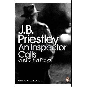 مكالمات مفتش-وأخرى يلعب بها ج. ب بريستلي-978014118535