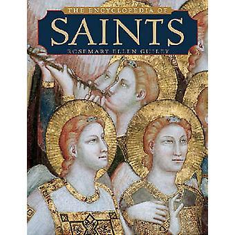 The Encyclopedia of Saints by Rosemary Ellen Guiley - 9780816041343 B