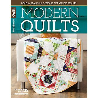Modern Quilts - Bold & Beautiful Designs for Quick Results by Marianne