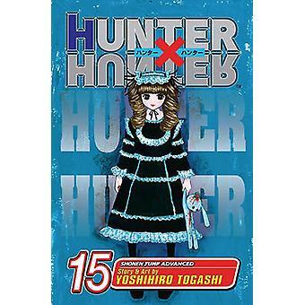 Hunter X Hunter - bind 15 af Yoshihiro Togashi - Yoshihiro Togashi