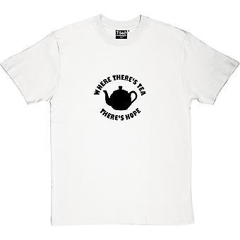 Wo gibt es Tee gibt es hoffe Herren T-Shirt