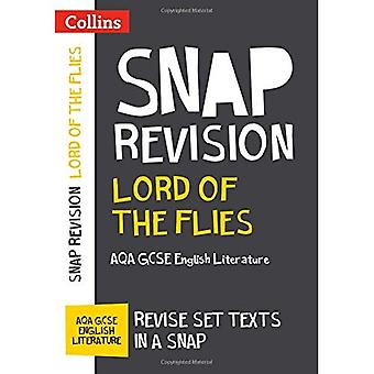 Collins Snap Revision Text Guides - Lord of the Flies: AQA GCSE English Literature