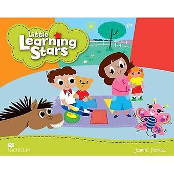 Aprendizagem pouco estrelas do aluno e livro de atividade combinada