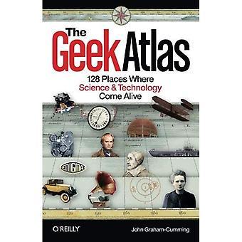 L'Atlante di Geek: 128 posti dove la scienza e la tecnologia si animano
