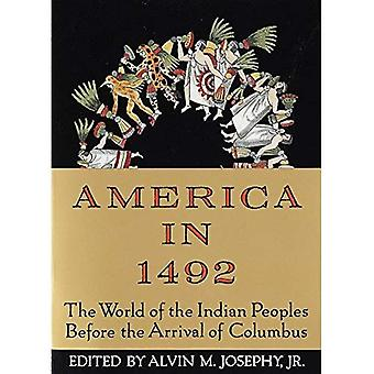 America in 1492 #