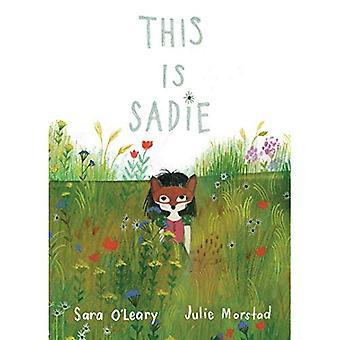 This Is Sadie [Board book]