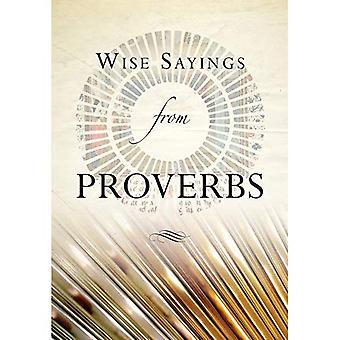 Saggi detti da Proverbi