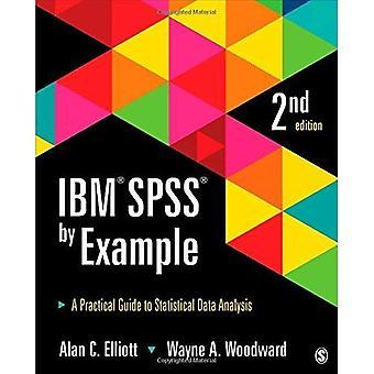 IBM SPSS por ejemplo: una guía práctica para el análisis estadístico de datos