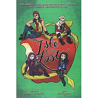 The Isle of the Lost: The� Graphic Novel (Descendants)
