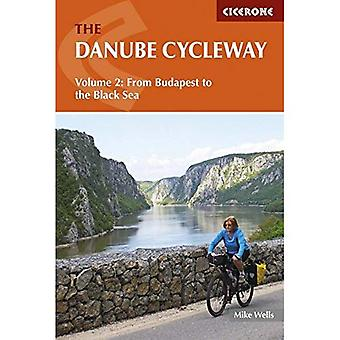 The Danube Cycleway: Volume 2: From Budapest to the Black Sea (Cicerone Cycling Guides)