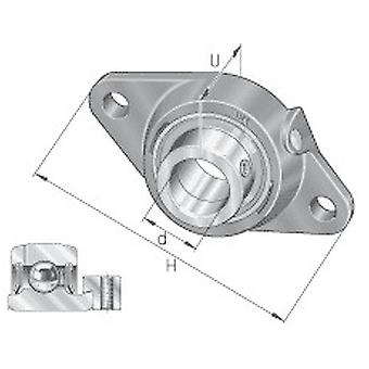 INA PCFT30-XL Two Bolt Flanged Housing Unit