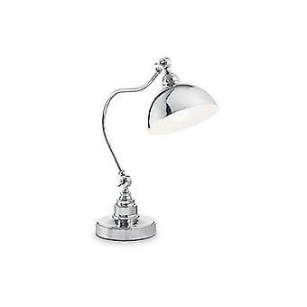 Ideal Lux - Amsterdam Messing antik Tisch Lampe IDL131733