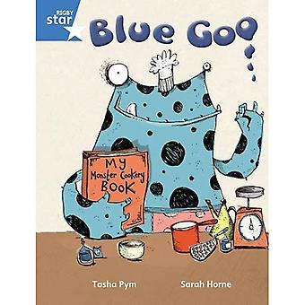Blue Goo - Rigby Star Guided Phonics Opportunity Readers - Yellow